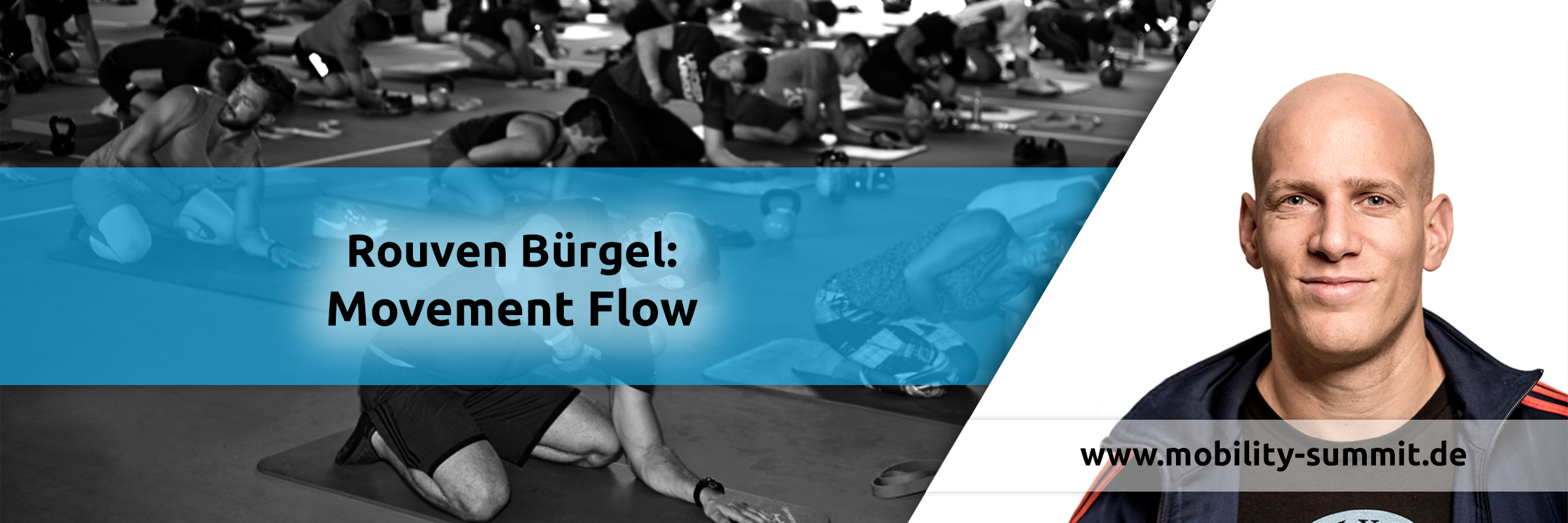 Rouven Buergel with Movement Flow